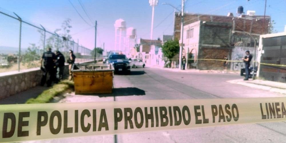 Localizan dedos humanos en contenedor de basura en el Guadalupe Peralta