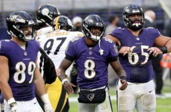 Otra vez cambia de fecha juego de Pittsburgh vs Ravens