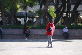 Frío y fuertes vientos no dan tregua en Aguascalientes