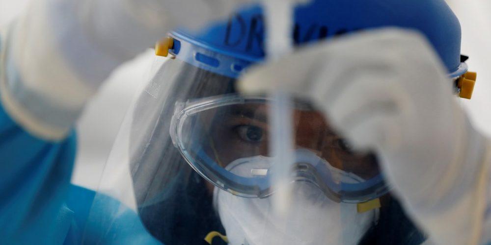 México registra 1,025,969  contagios por Covid
