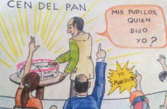 Sigue la rebatinga por las candidaturas en el PAN