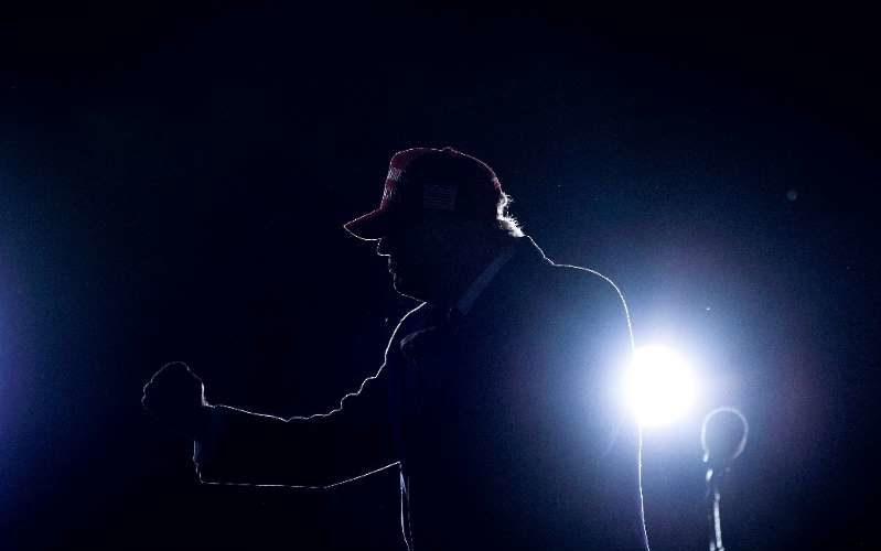 Trump preparado con argucias legales ante una derrota