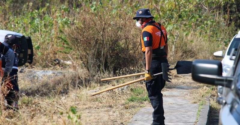 Suman 66 cuerpos encontrados en fosa clandestina en Guanajuato