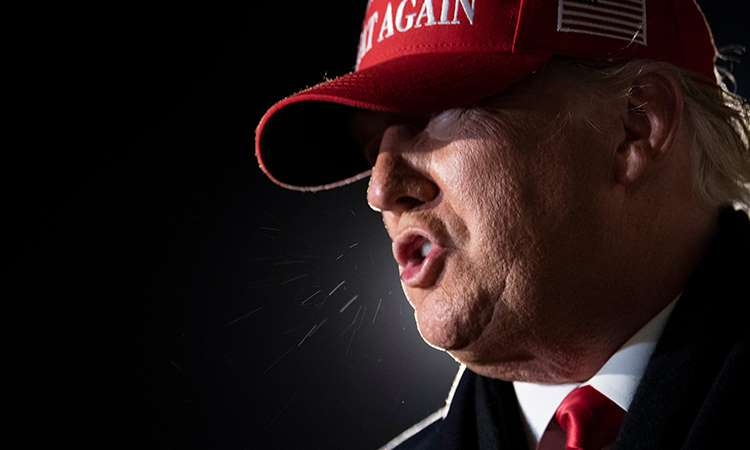 Donald Trump acusa de fraude en elecciones