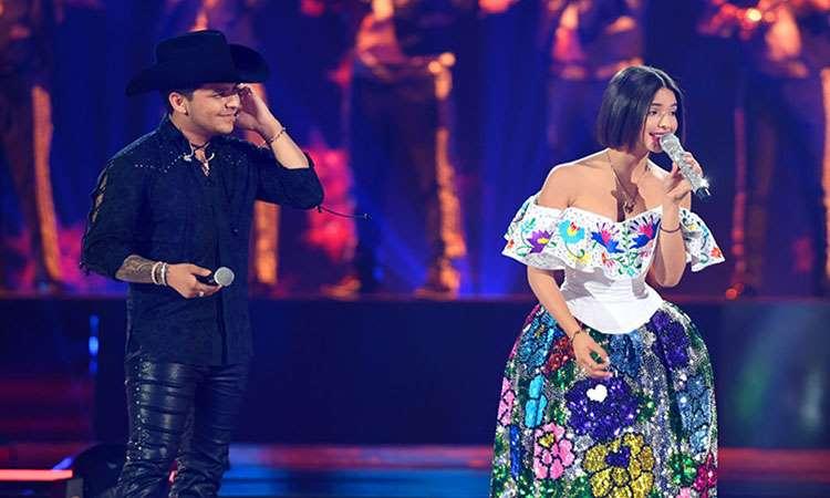 """Ángela Aguilar y Christian Nodal habrían plagiado la canción """"Dime Como Quieres"""""""