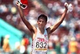 Murió el marchista olímpico Ernesto Canto