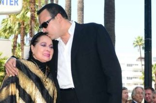 Dan el último adiós a Flor Silvestre con mariachis