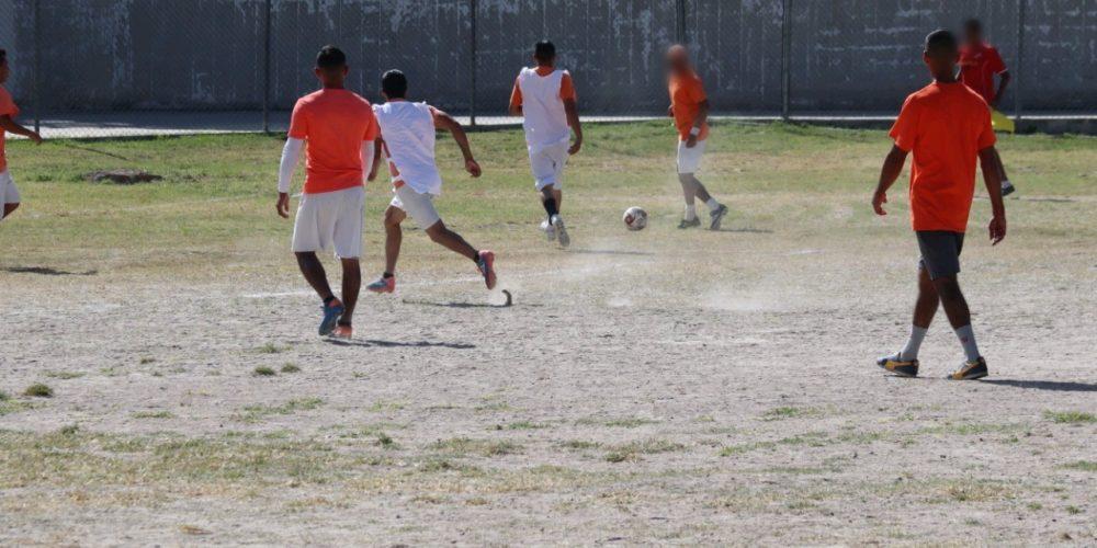 Los Invencibles resultan campeones en torneo del CERESO Aguascalientes