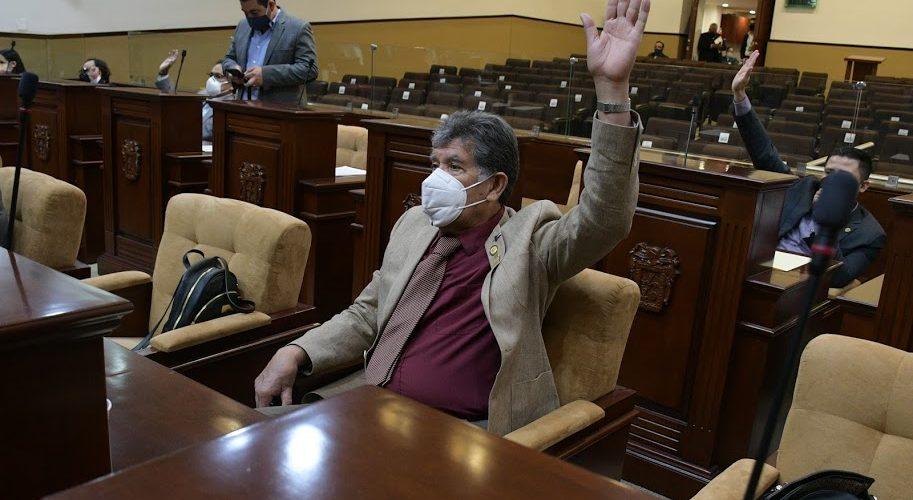 Congreso autoriza licencia a diputado…28 días después que se avaló en comisiones
