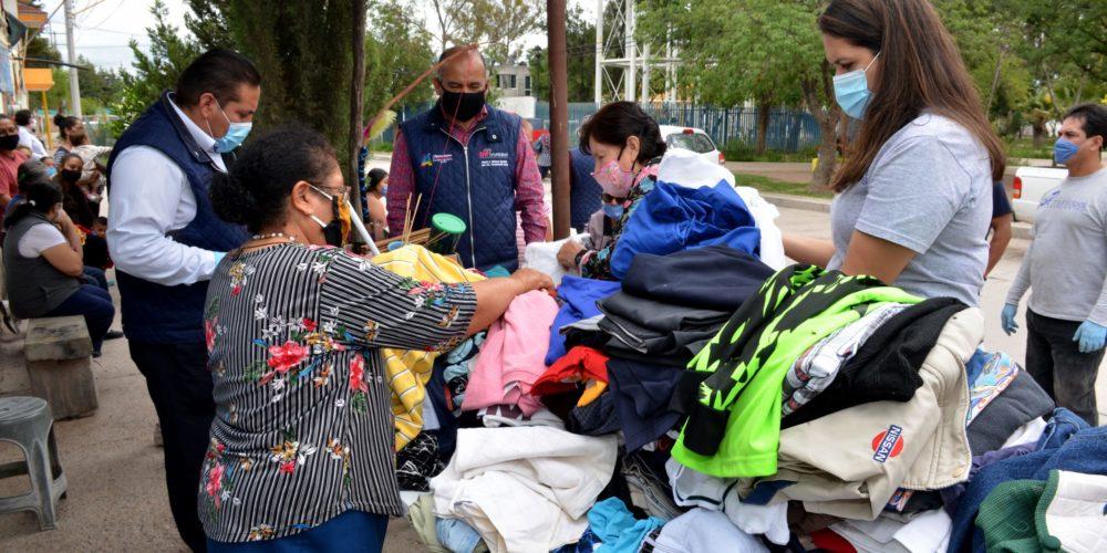 DIF Municipal ha entregado más de 37 mil artículos y apoyos alimenticios