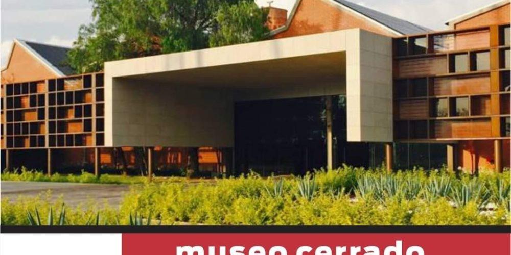 Cierran museos de Aguascalientes por Covid-19