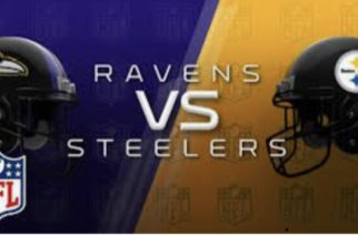 Se pospone hasta el martes 1 de diciembre el juego entre Steelers y Ravens