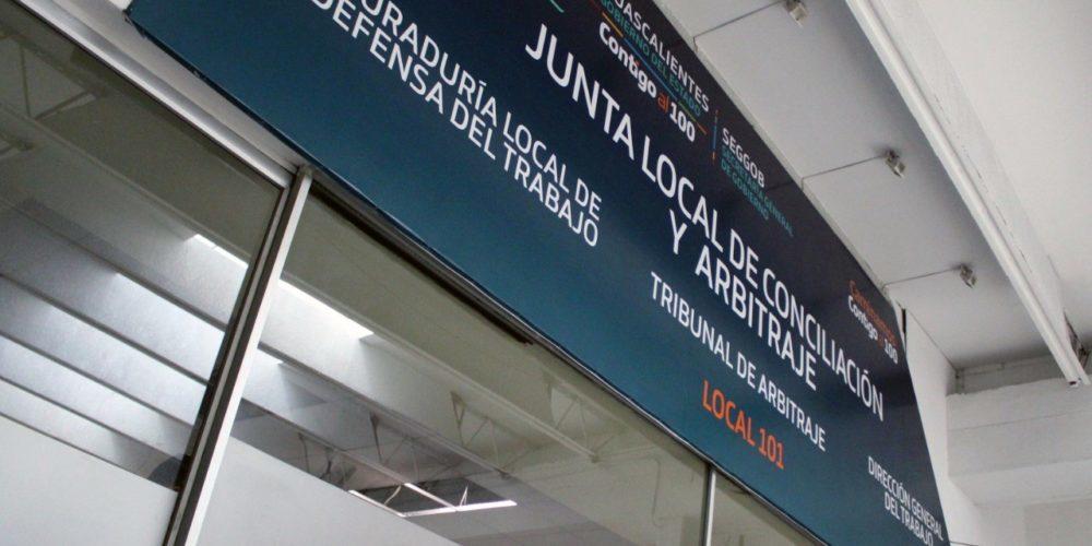 Aplican medidas emergentes en la JLCyA y el Registro Civil