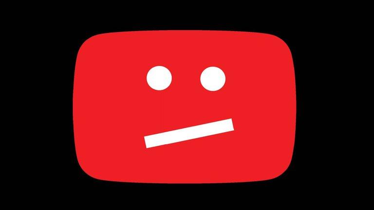 Youtube registró caída en sus sistema