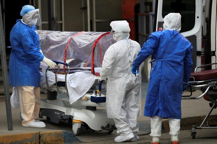 México se acerca al millón de contagios por Covid-19