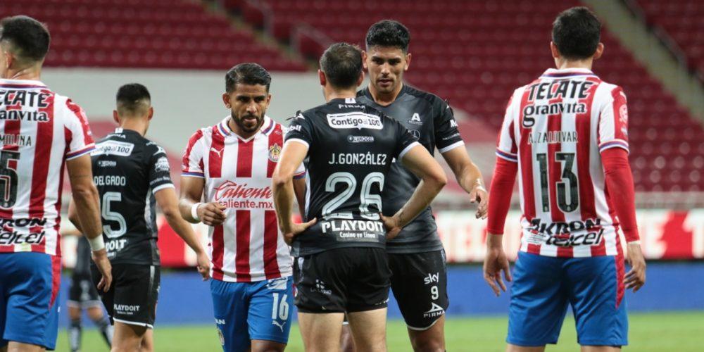 Chivas eliminó a Necaxa del repechaje