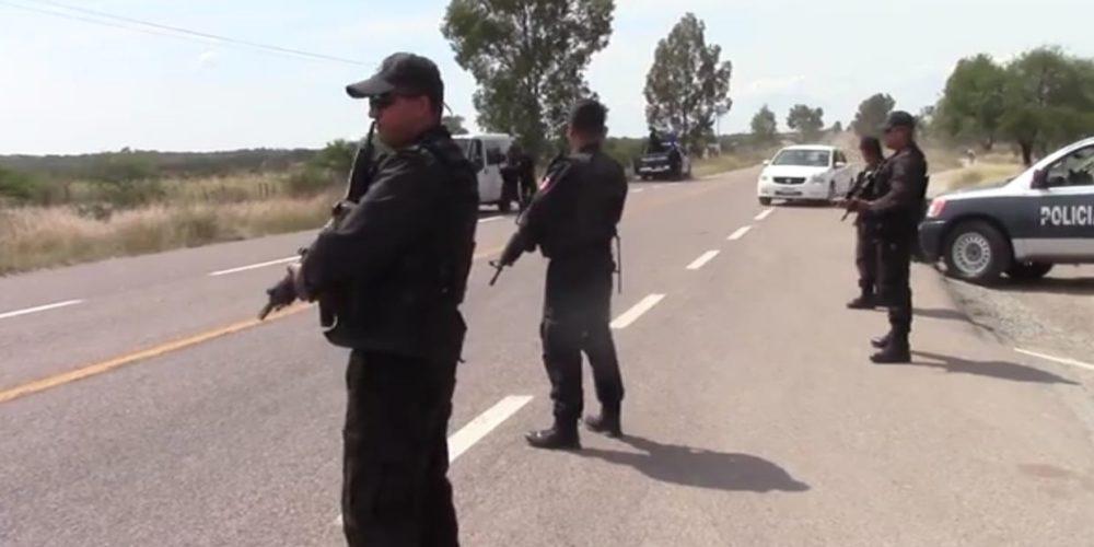 Detienen a motociclista que llegó armado hasta el acceso oriente de Aguascalientes