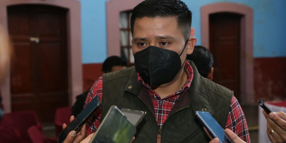 Quiero ser alcalde de Aguascalientes: Heder Guzmán