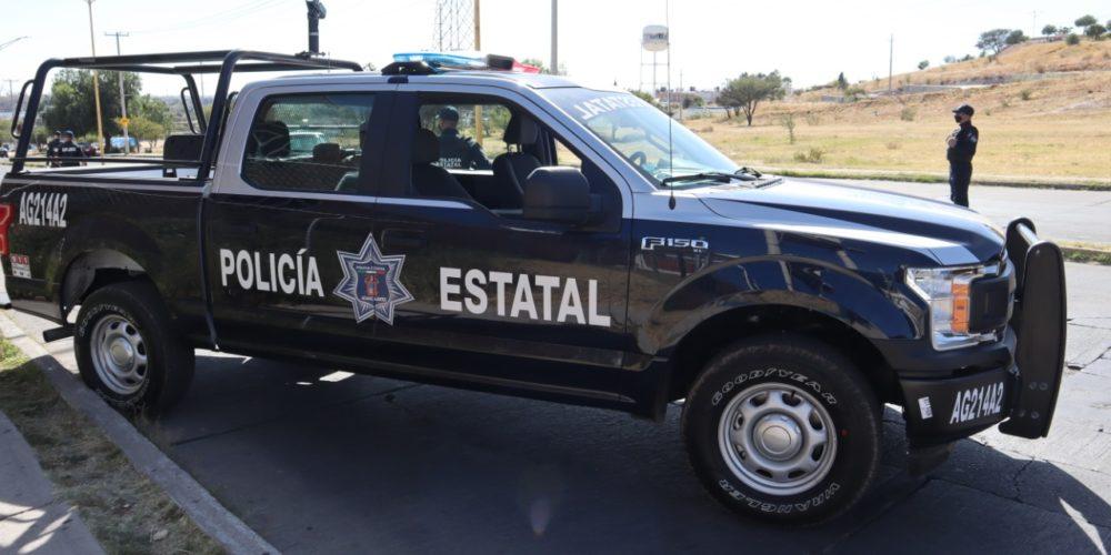 Ninguna patrulla de la SSPE participó en accidente vs moto