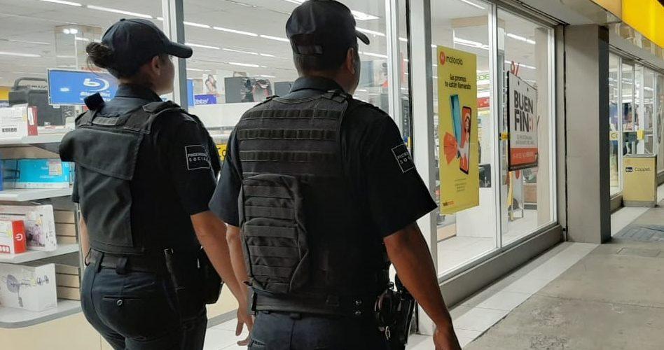 Arranca la SSPE operativo de vigilancia por Buen Fin 2020