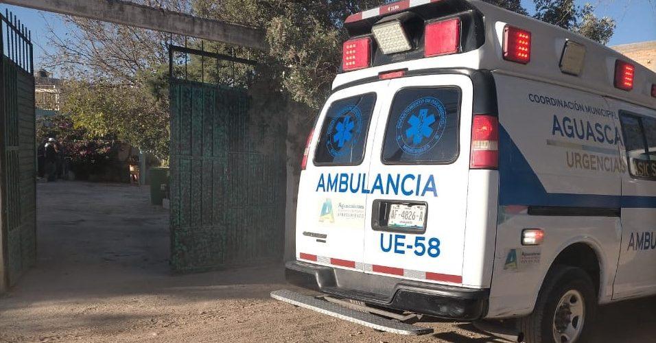 Muere de frío anciano en Aguascalientes