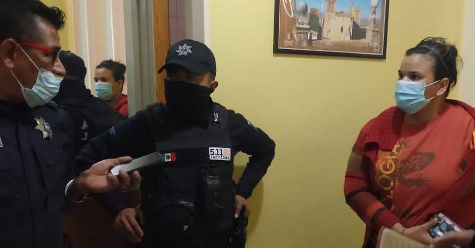Mujer viajó de Sonora a Aguascalientes tras ser víctima de una extorsión telefónica