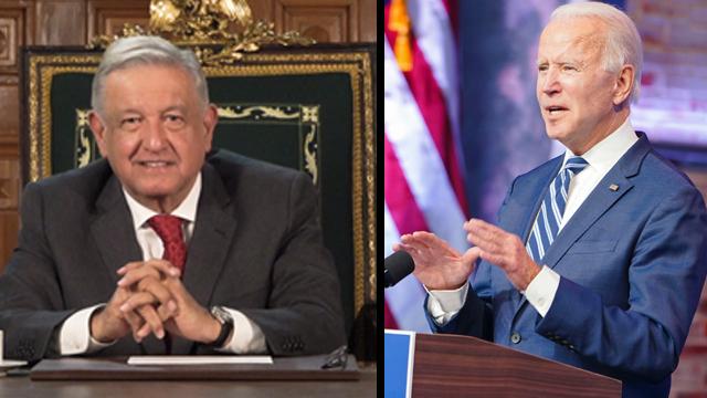 Equipo de Joe Biden busca llamada con López Obrador
