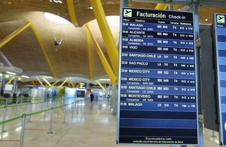 España exigirá prueba Covid negativa a viajeros de países de riesgo