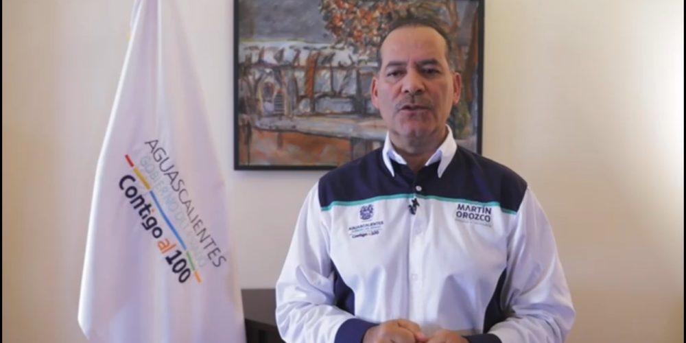 Reitera Orozco Sandoval su rechazo a la disminución de recursos para el 2021
