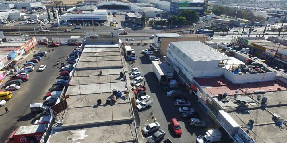 Cobros de estacionamiento en el agropecuario sin fin recaudatorio: Palomino