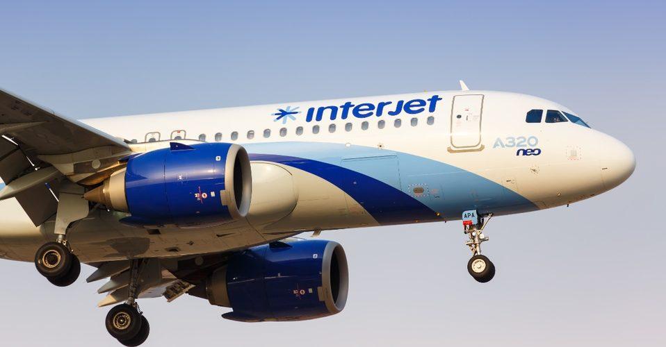 Profeco emite alerta sobre cancelación de vuelos en Interjet