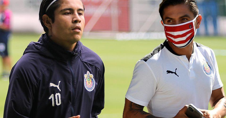 Dieter Villalpando está fuera de Chivas; Chofis López, Gallito Vázquez y Alexis Peña, transferibles