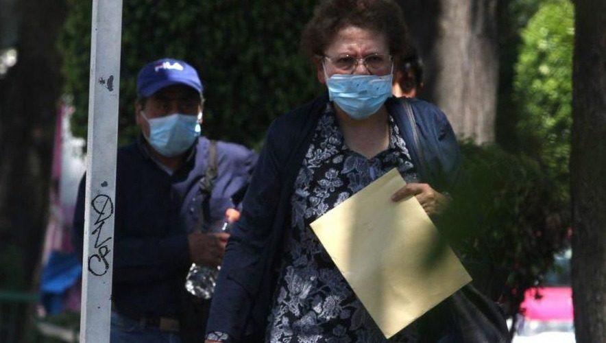 Ven reducción de casos Covid-19 en adultos mayores de Aguascalientes