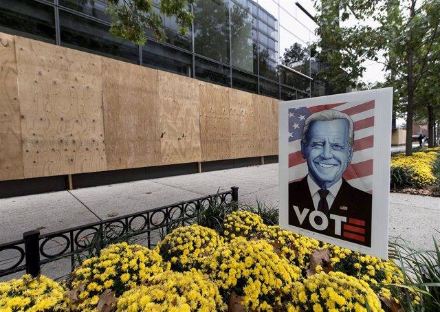 Washington prevé al menos 6 protestas por resultados de elecciones de EU