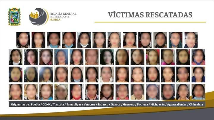 Fiscalía sin carpetas de investigación sobre mujeres víctimas de trata en Puebla