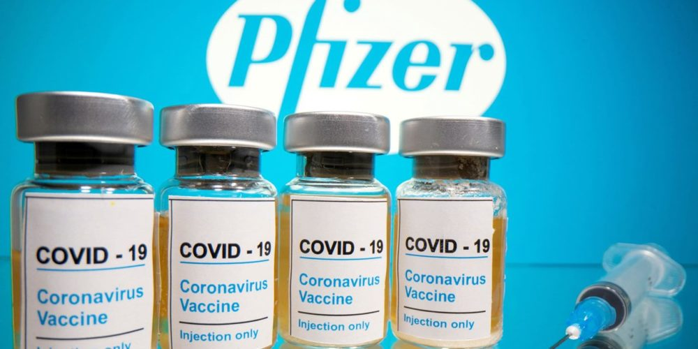 Pfizer indica que su vacuna Covid-19 tiene efectividad del 95% en resultados finales