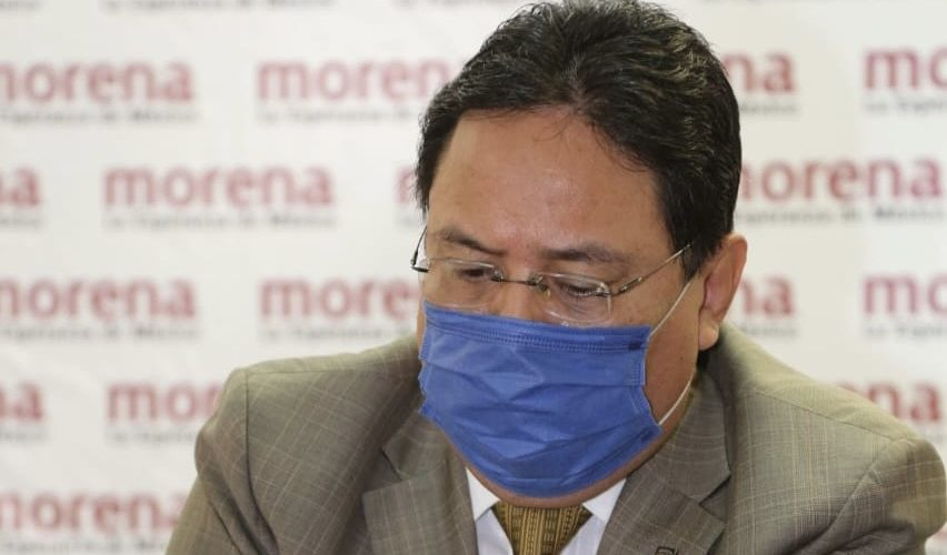 """Aldo Ruiz está moralmente derrotado para 2021"": Alférez"