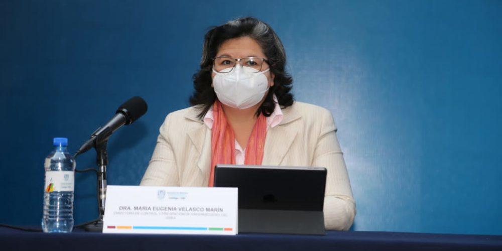 Pide funcionaria de Aguascalientes reducir la movilidad para frenar contagios