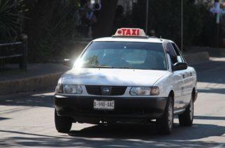 Pega a taxistas confinamiento por las noches