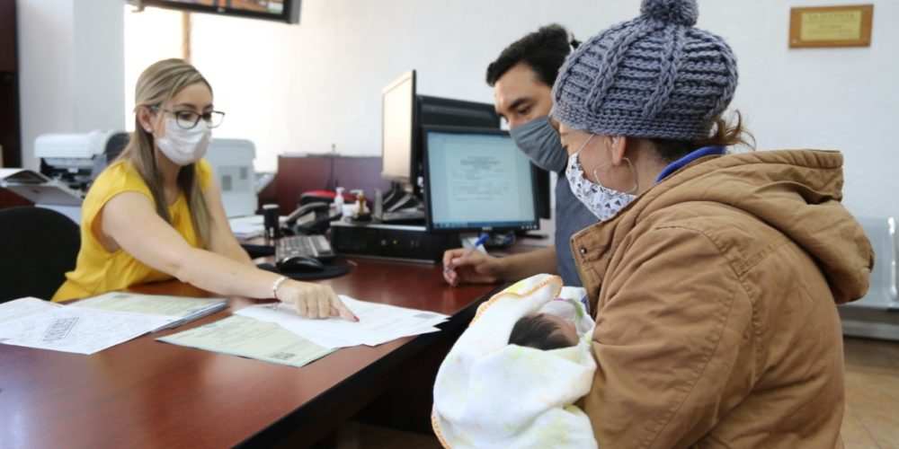 Registro Civil atenderá casos urgentes por citas durante cierre temporal por Covid-19