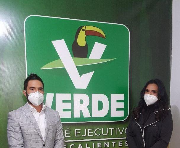 Karina Banda deja al PES y se incorpora al Partido Verde Ecologista
