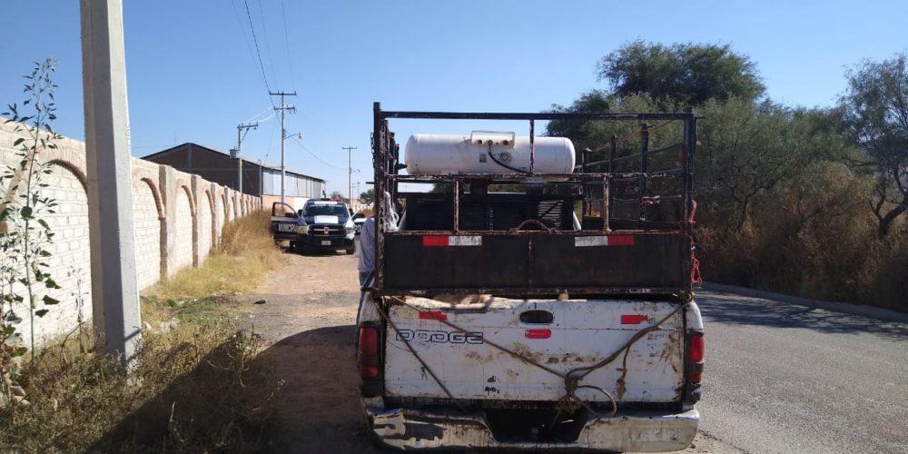 Recuperan vacas presuntamente robadas