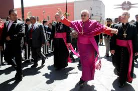 Reportan estable al Obispo José María de la Torre Martín