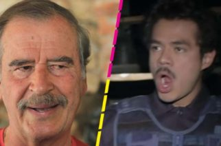 Vicente Fox aparecerá en un  sketch cómico de 'Backdoor'