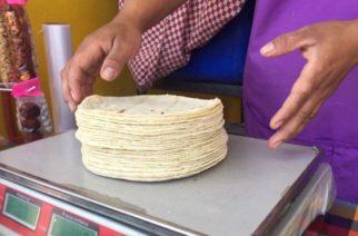 Aumento a la tortilla no fue generalizado: Pérez