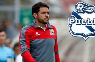 Nicolás Lacarmón dirigirá al Puebla