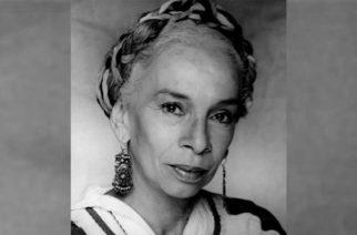 Murió la primera actriz Josefina Echánove
