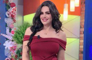 Luz Elena González da positivo a covid-19