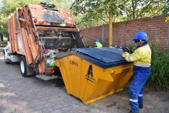 Llaman a separar residuos reciclables para evitar saturación de contenedores