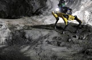 """NASA planea enviar """"perros"""" robot a Marte para explorar terrenos"""